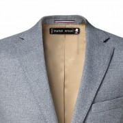 veste etiquette noir 1