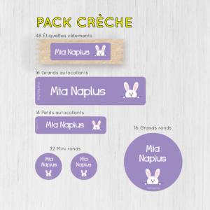Pack Crèche