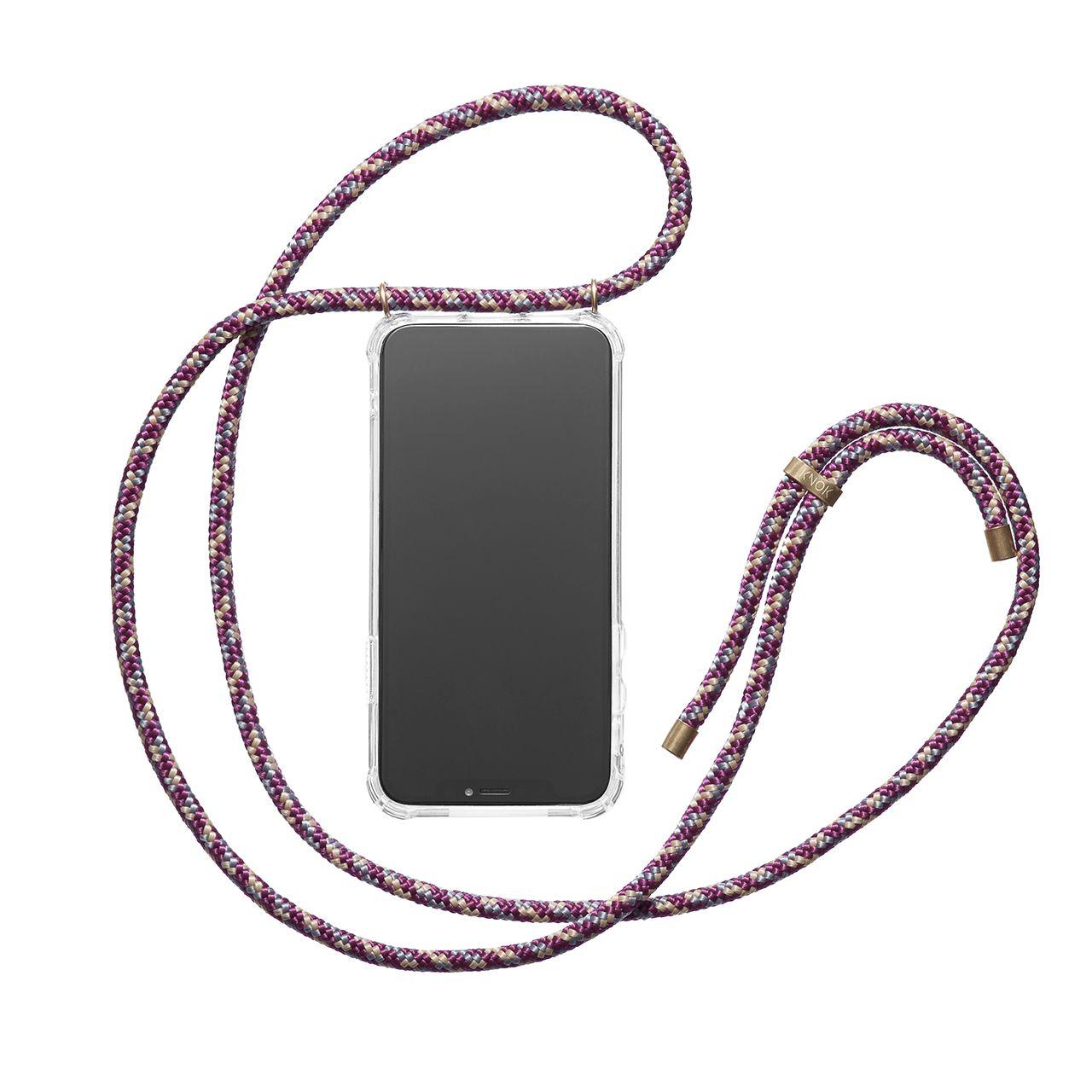 Myphone Case Bordeaux camu