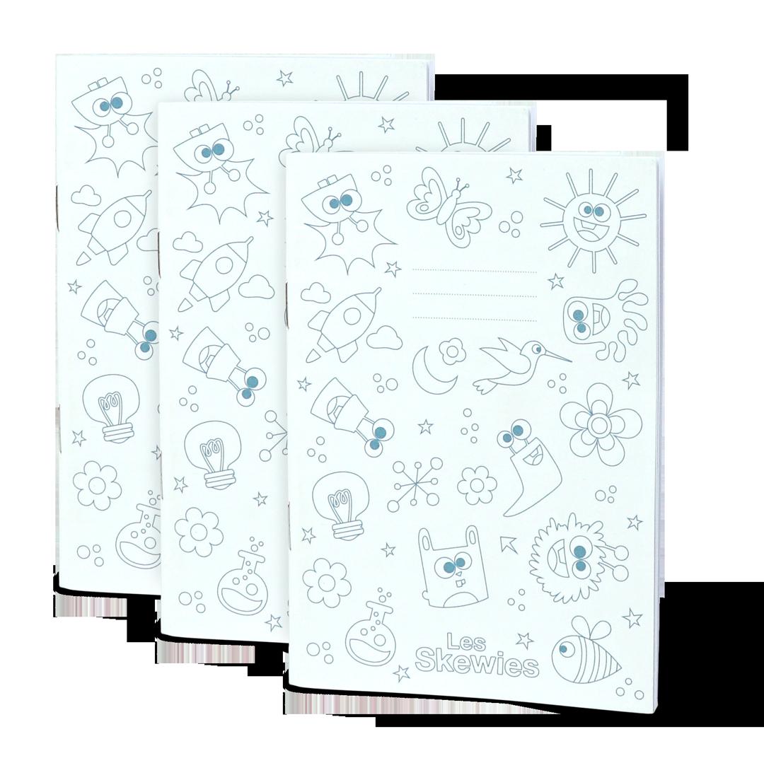 Minis Carnets de dessin
