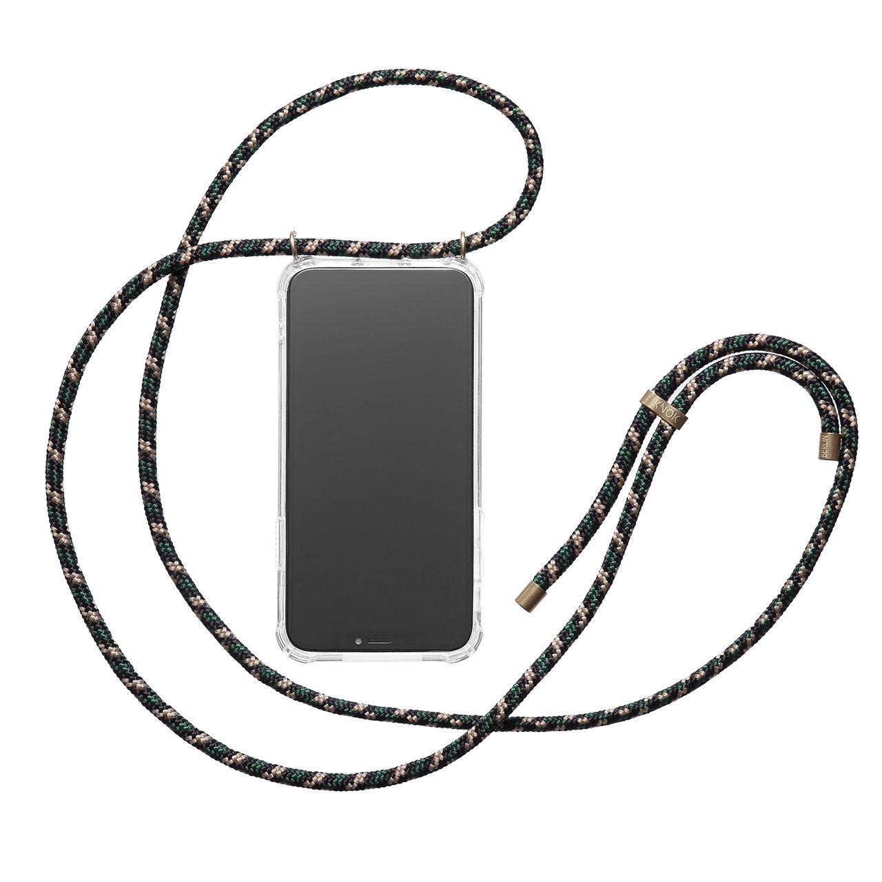 Myphone case Camu green